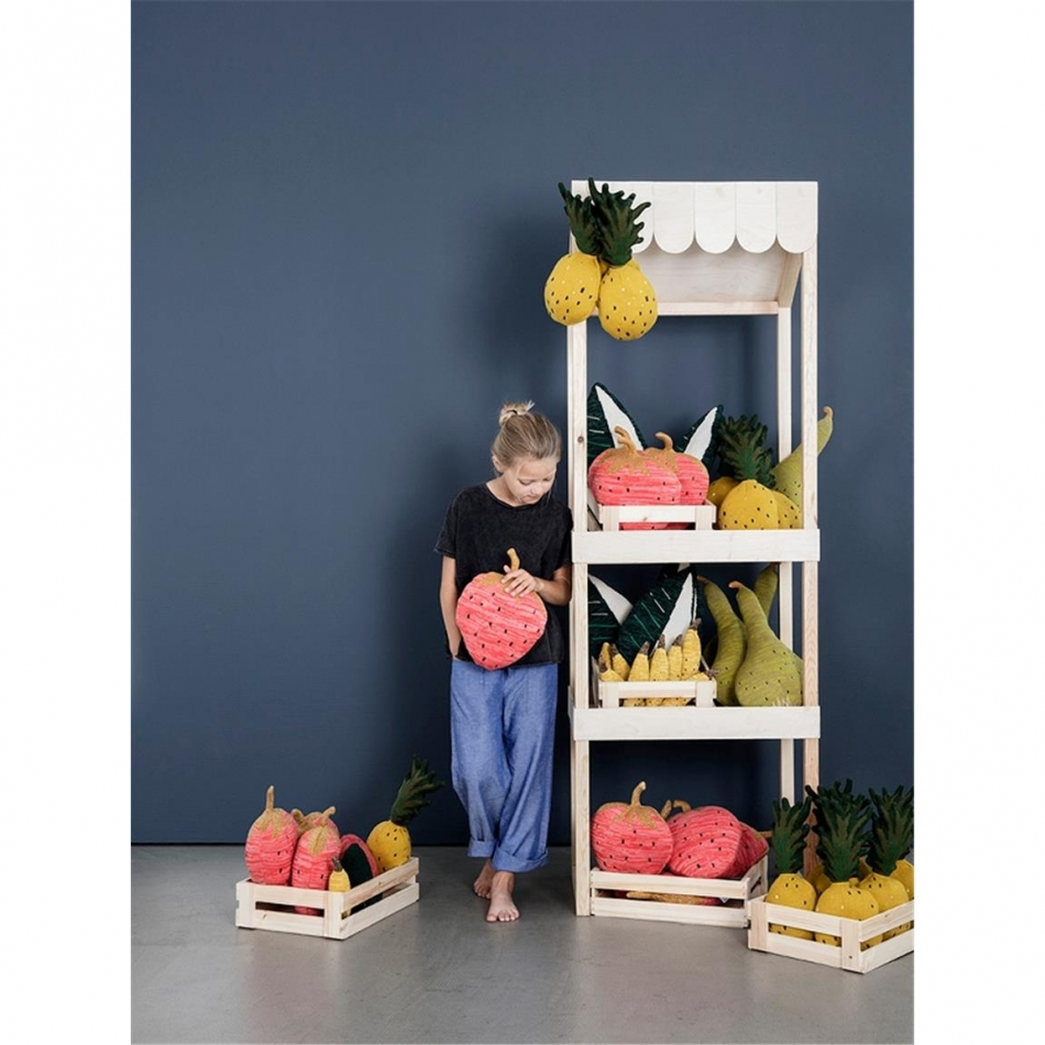 ferm living kids fruiticana kollektion erdbeere. Black Bedroom Furniture Sets. Home Design Ideas