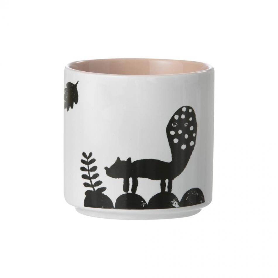 ferm living kids landscape cup rose. Black Bedroom Furniture Sets. Home Design Ideas