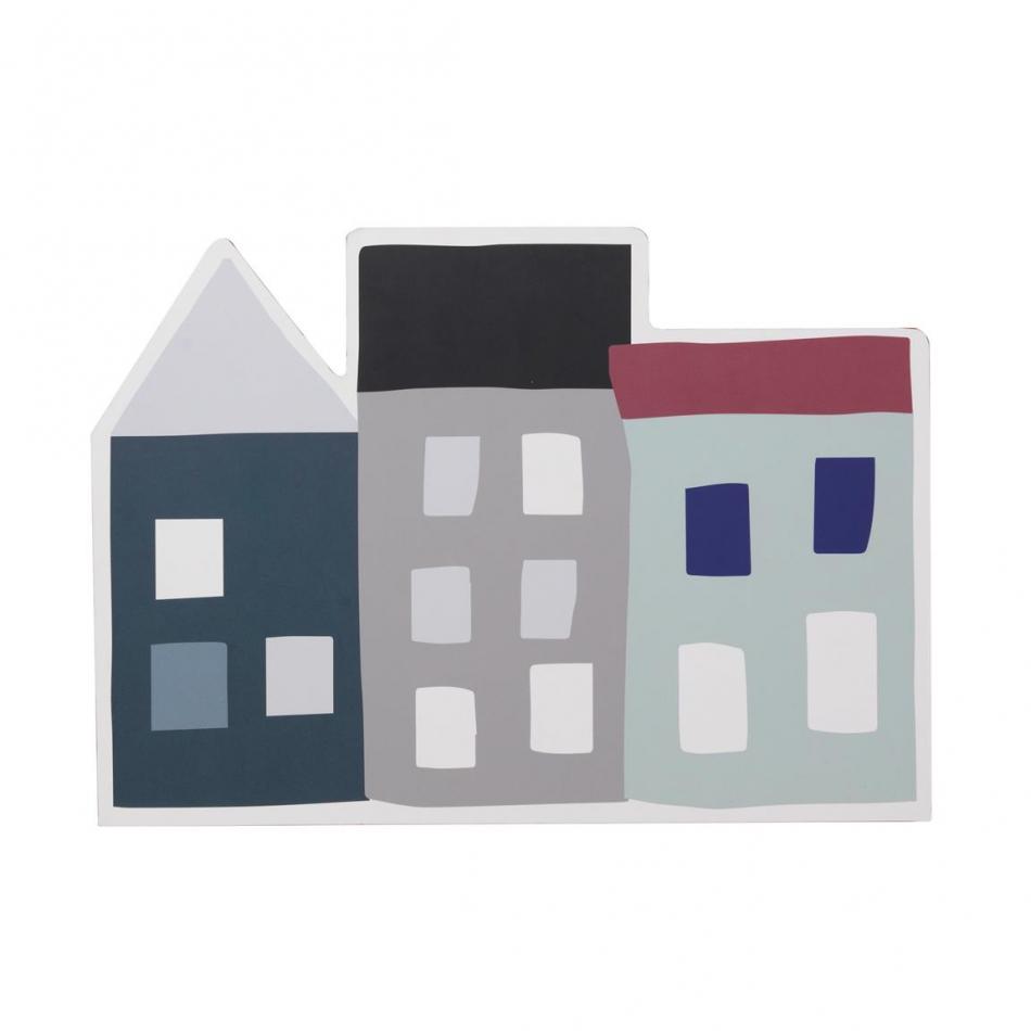 ferm living kinder platzset seaside hier bestellen. Black Bedroom Furniture Sets. Home Design Ideas