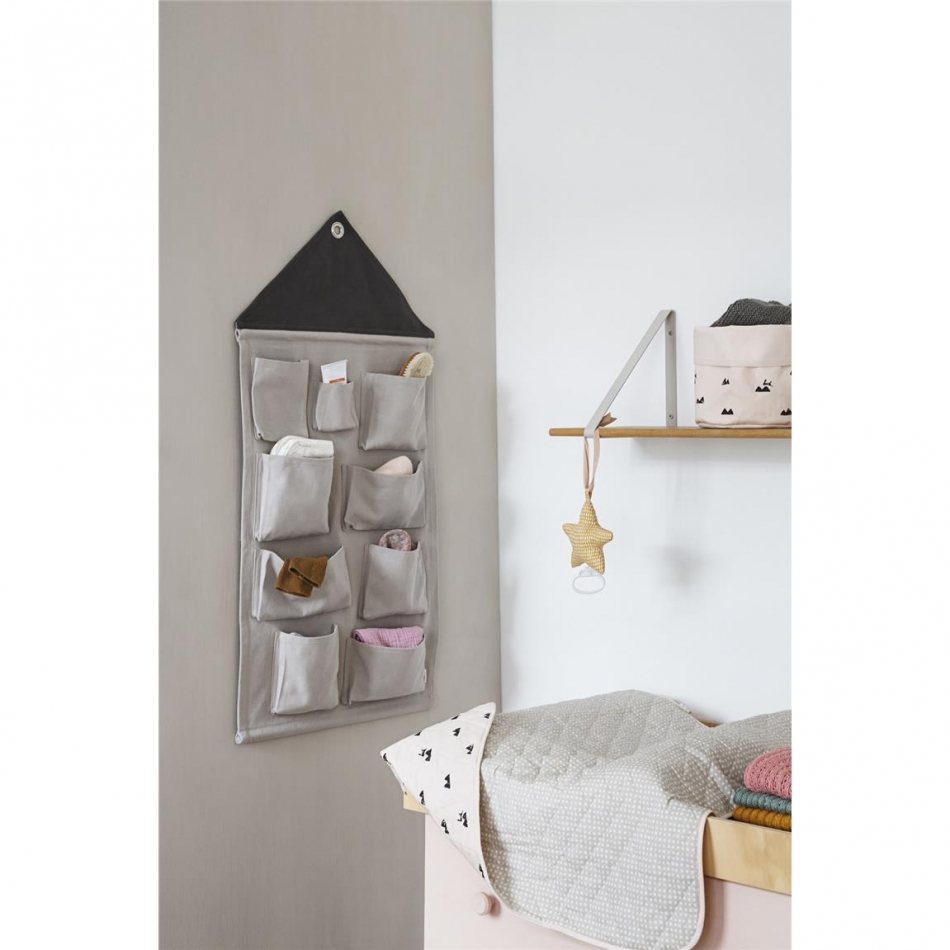 ferm living kids house wall storage hier bestellen. Black Bedroom Furniture Sets. Home Design Ideas