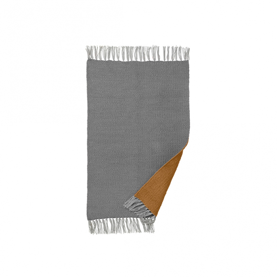 FERM LIVING Teppich Nomad rug curry 60x90 cm