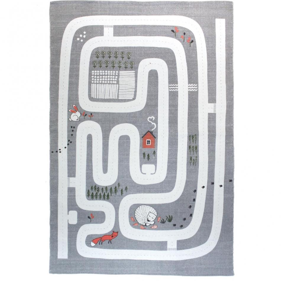 Finarte Spielteppich Maalla fürs Kinderzimmer