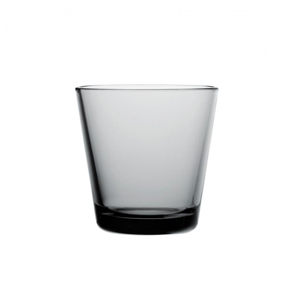 Iittala Gläser kartio glas 21cl grau 2er set