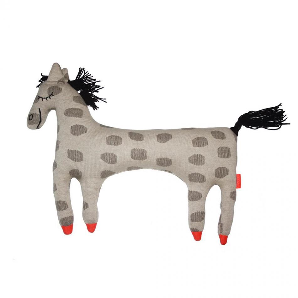 oyoy kissen pferd pippi. Black Bedroom Furniture Sets. Home Design Ideas