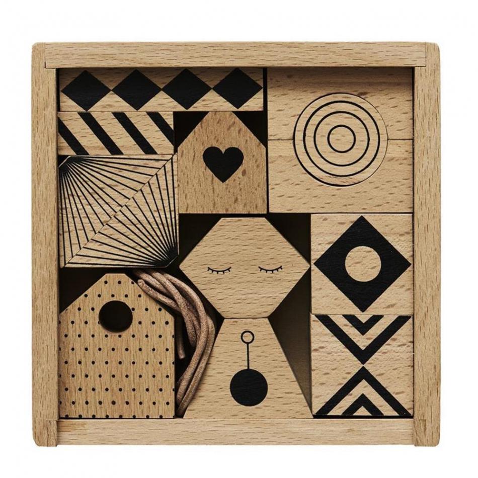 oyoy puzzle me holzkl tze. Black Bedroom Furniture Sets. Home Design Ideas