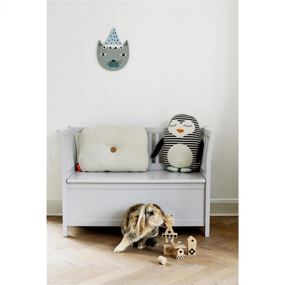 oyoy pinguin kissen kinderzimmer einrichten. Black Bedroom Furniture Sets. Home Design Ideas