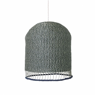 FERM LIVING Kids Lampenschirm dusty green