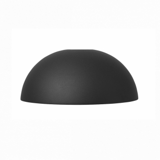 FERM LIVING Lampenschirm Dome Shade black