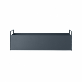 FERM LIVING Plant Box small dark grey