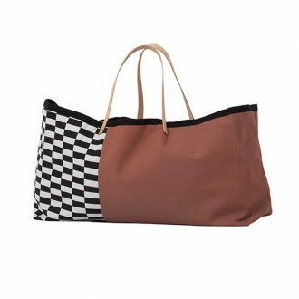 FERM LIVING Tasche Herman Big Bag ochre