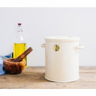 HAWS Kitchen Caddy 8 Liter cream