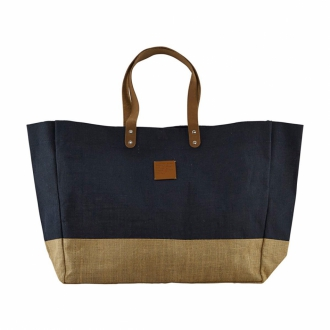 HOUSE DOCTOR Shopping Bag Carrie blau