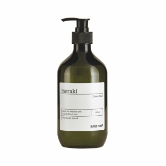 MERAKI Handseife Linen Dew 500ml