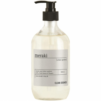 MERAKI Spülmittel Urban Garden 500ml