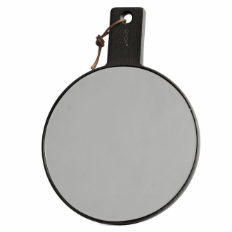 OYOY Spiegel Ping Pong Mirror dark stained