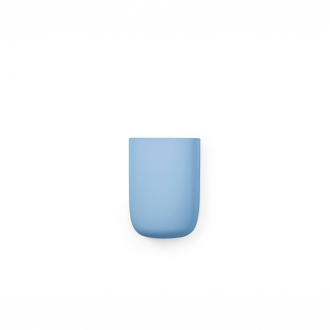 NORMANN COPENHAGEN Pocket 3 Wandaufbewahrung powder blue