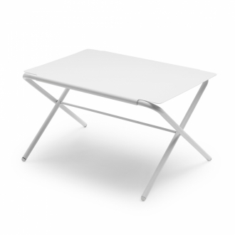 SKAGERAK Bow Table low silver white