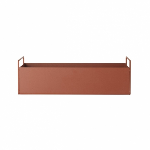 FERM LIVING Plant Box small ochre