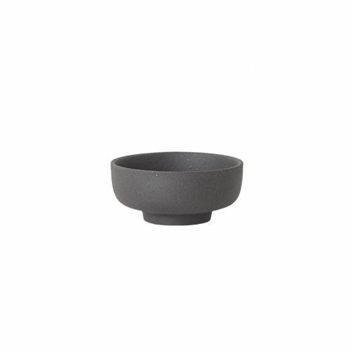 FERM LIVING Sekki Salzschale charcoal