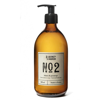 LES CHOSES SIMPLES Seife No2 Matin des Printemps 500ml