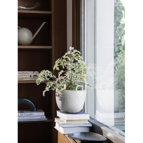 FERM LIVING Speckle Pot offwhite
