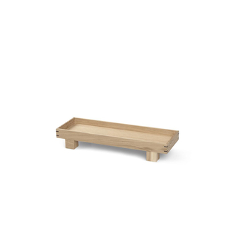 FERM LIVING Bon Tray Tablett XS natur
