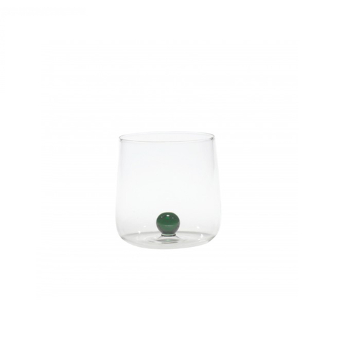 ZAFFERANO Glas Bilia green