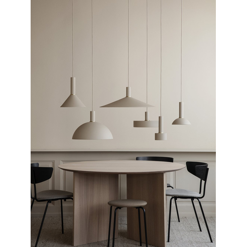 FERM LIVING Lampenschirm Angle Shade cashmere