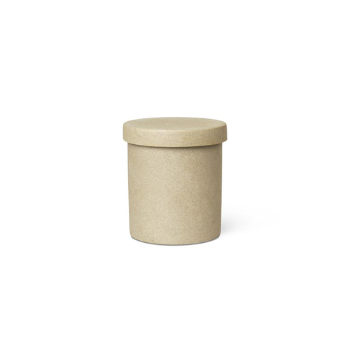 FERM LIVING Bon Large Container Dose mit Deckel